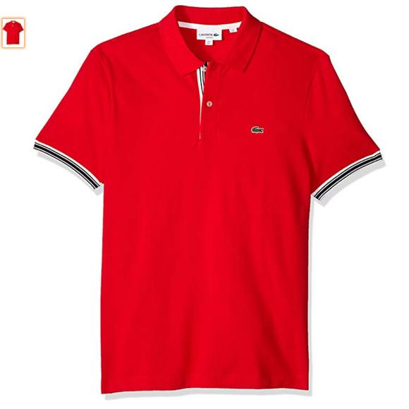 e559bab83 Lacoste Short Sleeve Polo X-Large